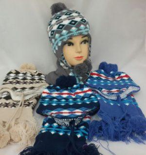 опт краснодар детские комплекты шапка шарф